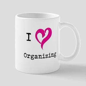 I 3 Organizing Mug