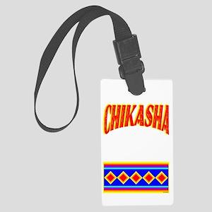 CHIKASHA Large Luggage Tag