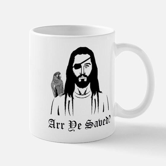 Pirate Jesus Mug