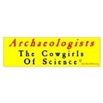 Archaeologists - The Cowgirls Of Science - #SB