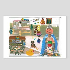 Mr. Pumpkin Depot Loves the Movies. Postcards (Pac