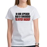 In Our Kitchen Women's T-Shirt