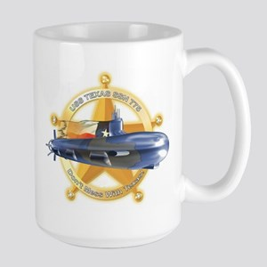 USS Texas 775 Large Mug