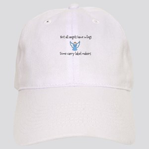Angels with label makers Cap