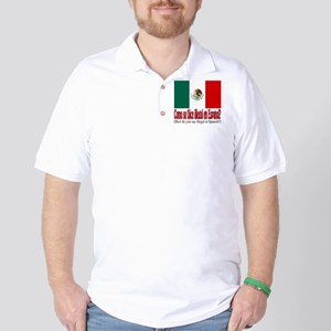 Illegal Immigration Golf Shirt
