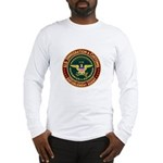 IMMIGRATION & CUSTOMS - ICE: Long Sleeve T-Shirt