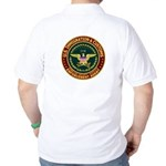 IMMIGRATION & CUSTOMS - ICE:  Golf Shirt