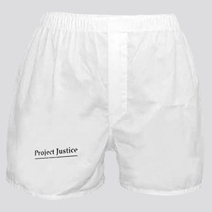 Project Justice Boxer Shorts