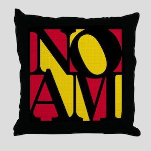 Chomsky Throw Pillow