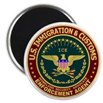 IMMIGRATION & CUSTOMS - ICE: Magnet