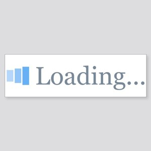 Loading...Obama 2012 Sticker (Bumper)