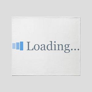 Loading...Obama 2012 Throw Blanket