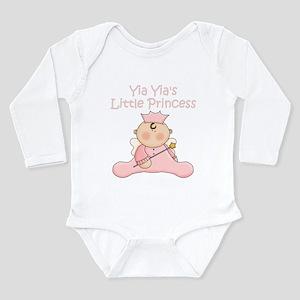 Yia Yia's Princess (Baby) Body Suit