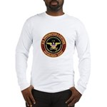 IMMIGRATION and CUSTOMS ICE: Long Sleeve T-Shirt