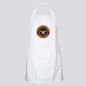 IMMIGRATION and CUSTOMS ICE:  BBQ Apron