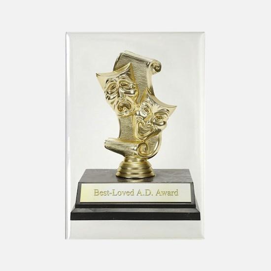Best-Loved A.D. Award Magnet