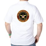 IMMIGRATION and CUSTOMS ICE:  Golf Shirt
