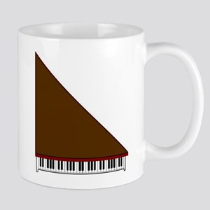 Piano #3 - Brown - Mug