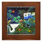 The Dream Framed Tile