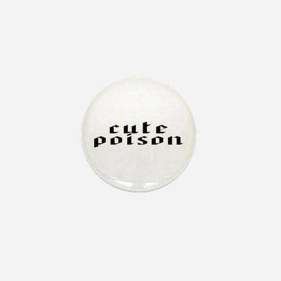 CUte POiSOn Mini Button