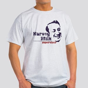 Harvey Milk:Supervisor T-Shirt