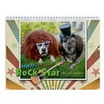 BADRAP's My Dog is a Rock Star 2013 Calendar!