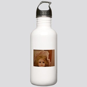 brown-eyed doll Stainless Water Bottle 1.0L