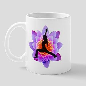 Lotus Yogini Mug