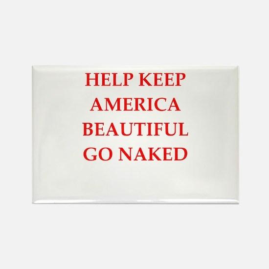 keep america Rectangle Magnet