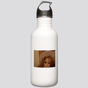 blue eyed doll Stainless Water Bottle 1.0L