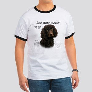 Irish Water Spaniel Ringer T