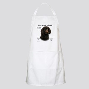 Irish Water Spaniel Light Apron