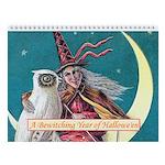 Halloween Wall Calendar
