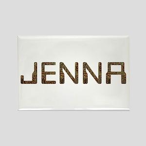 Jenna Circuit Rectangle Magnet