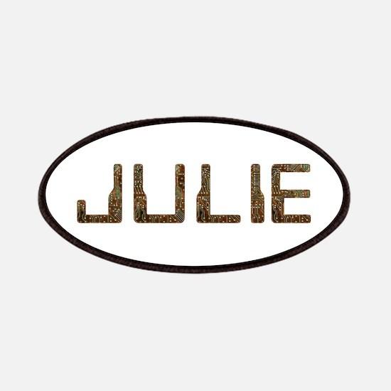 Julie Circuit Patch