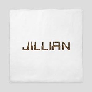 Jillian Circuit Queen Duvet
