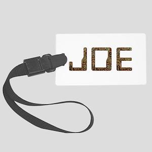 Joe Circuit Large Luggage Tag