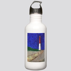Old Barney Lighthouse Stainless Water Bottle 1.0L