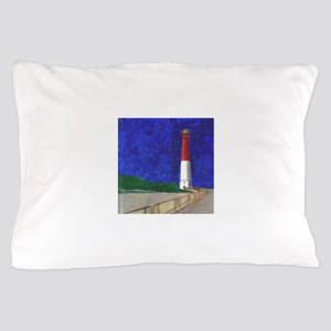 Old Barney Lighthouse Pillow Case