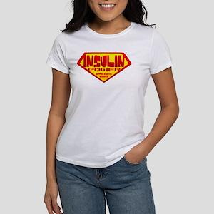 Insulin Power Women's T-Shirt