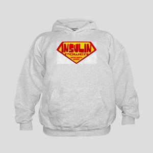 Insulin Power Kids Hoodie