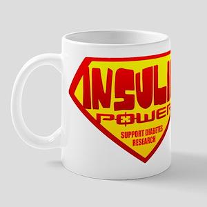 Insulin Power Mug