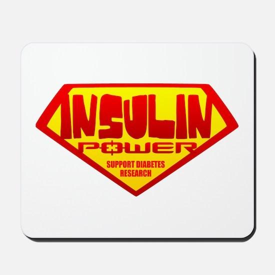 Insulin Power Mousepad