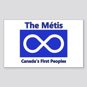 Metis Sticker (rectangle)