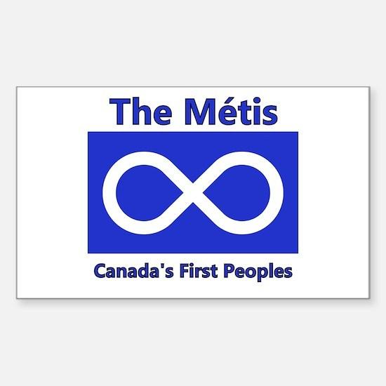 Metis Sticker (rectangle)