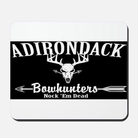 Adirondack Bow Hunters Inverted Mousepad