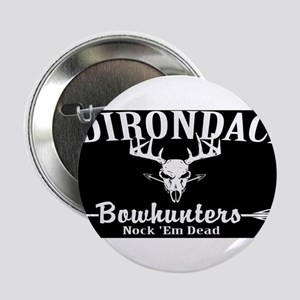 "Adirondack Bow Hunters Inverted 2.25"" Button"