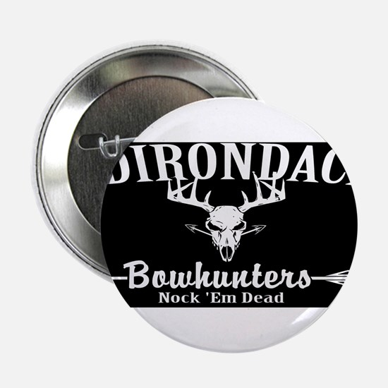 """Adirondack Bow Hunters Inverted 2.25"""" Button"""