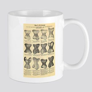 Corsets Mug
