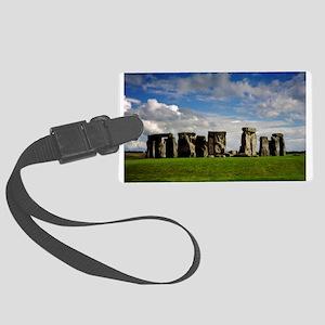 Stonehenge Large Luggage Tag